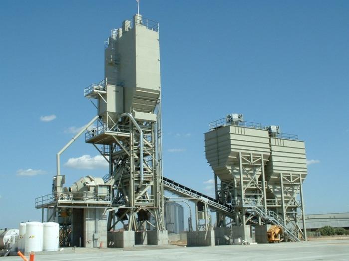 Idaho Cement Plants : Conagsco concrete aggregates supply mix