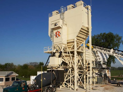 View more about Concrete Plant Dust Collection Equipment
